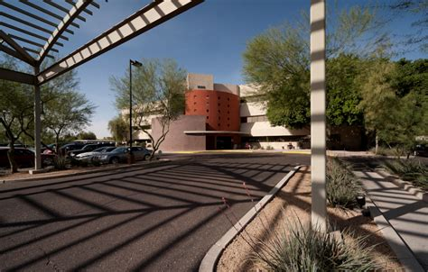 desert view aerial photography az 260 | Architectural Photography Desert Samaritan Medical 940x600