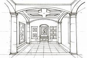 Interior Design Drawings | Interior Design Floor Plan ...