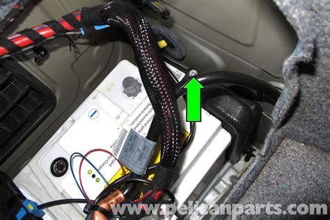 bmw e90 batterie bmw e90 battery replacement e91 e92 e93 pelican