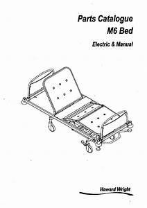 M6 Bed Electric And Manual Parts Catalog Edition 1 02