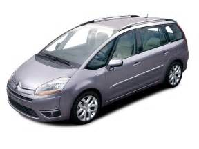 Citroen C4 Grand Picasso Cars Review