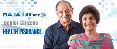 Science and technology have changed our lives to such extent that physical activities have vanished from our day to day routine these plans are for senior citizens above the age of 60 years. Bajaj Allianz Senior Citizens Health Insurance