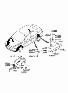 96 Hyundai Accent Engine Assembly Diagram