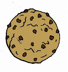 Chocolate Chip Cookies Clipart - Cliparts.co