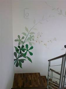 Simple Street Wall Painting