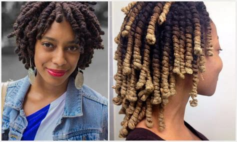 6 Curly Dreadlocks Hairstyles That Will Make You Want To