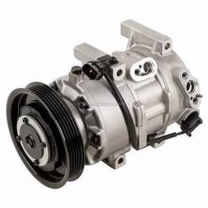 2014 Hyundai Accent A  C Compressor Parts From Car Parts