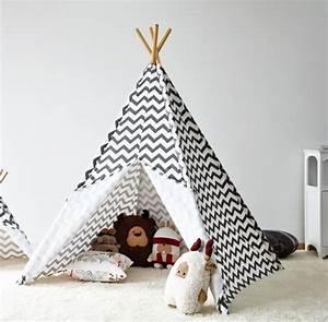 Ideen Tipi Zelt Kinderzimmer Und Das Abenteuer Fr Kinder