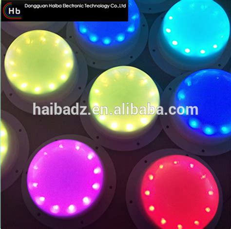 rechargeable color changing outdoor battery operated color
