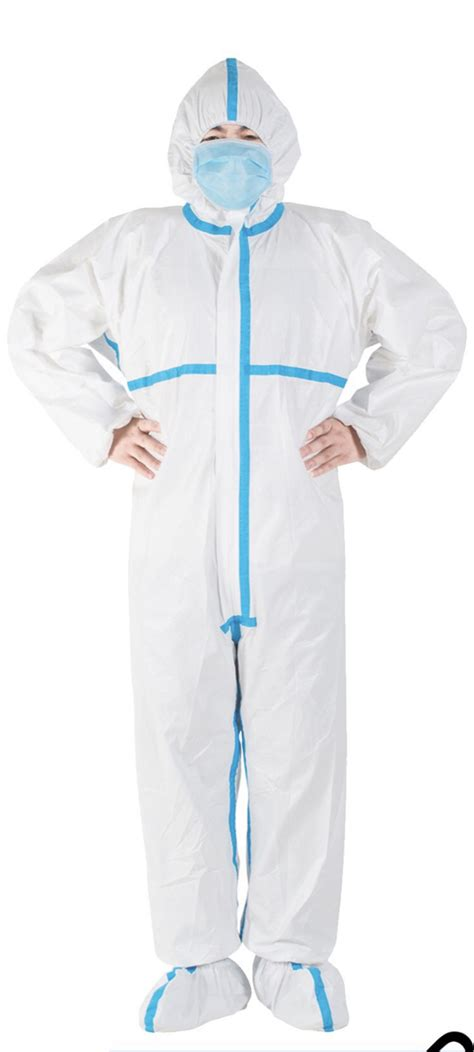 Type 4/5 Protective Disposable Coverall - Essential