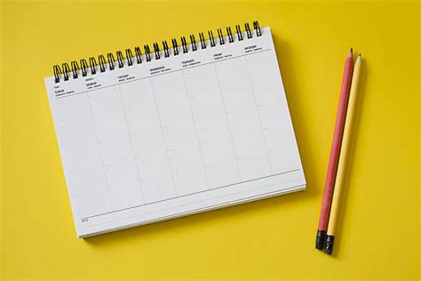 Best Weekly Calendar Stock Photos, Pictures & Royalty-Free ...