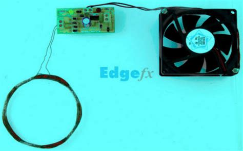 wireless power transmission circuit   working