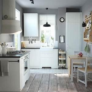 Cuisine Style Industriel Ikea : 10 id es pour la cuisine copier chez ikea marie claire maison ~ Preciouscoupons.com Idées de Décoration