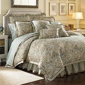 jqueen new yorktm valdosta aqua king comforter set bed With bedding stores nyc