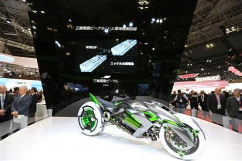 » Concept Motorcycle-transformer Kawasaki J Future Technology