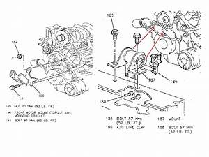 I Have A 1993 Buick Lesabre Custom  I Am Trying To Change Out The Water Pump  So Far I Have The