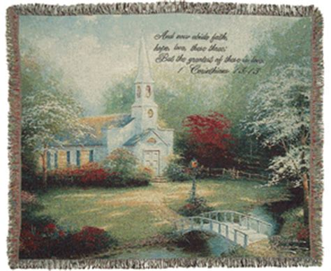 christian throw blanket embroidered corinthian bible