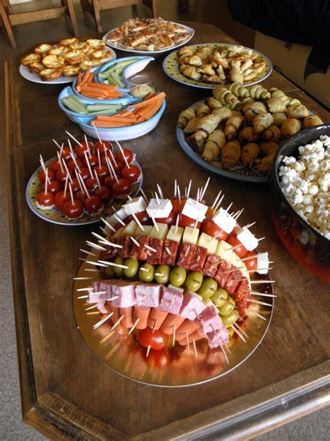 cuisine facile pas cher beau cuisine facile et pas cher 1 buffet froid une alternative pour des diners sympas