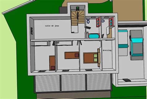 plan chambre avec dressing chambre parentale avec salle de bain et dressing cheap