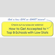 Low Gmat Verbal Score? Here's What To Do