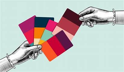 Marketing Advertising Colors Illustration Depicting Orangecrush