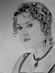 Titanic, Rose Dewitt Bukater by Thessa-drawings on DeviantArt