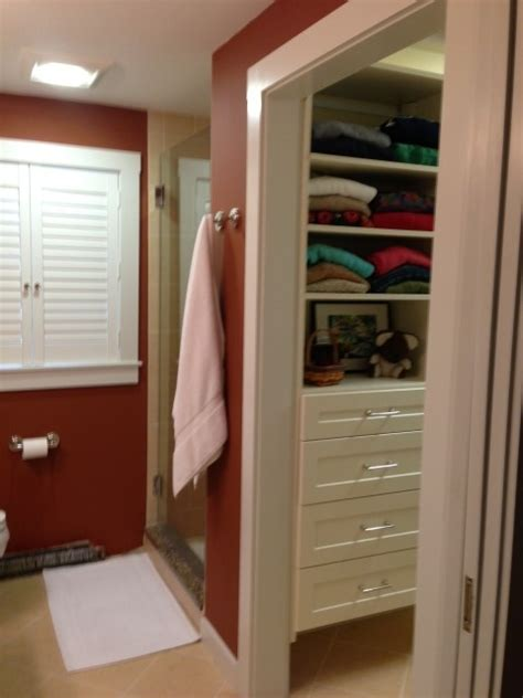 closet done with california closets used same hardware as