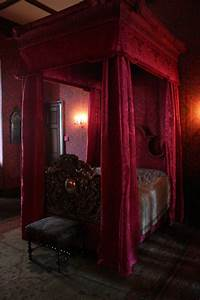 26, Impressive, Gothic, Bedroom, Design, Ideas