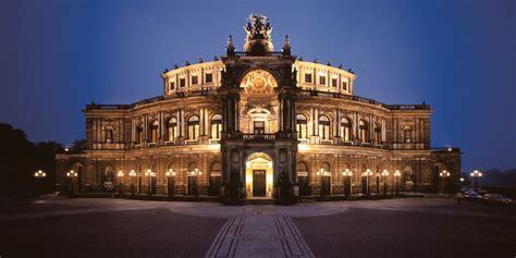 Geschichte Des Hauses  Semperoper Dresden