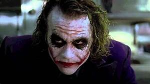 The Joker Mob Scene Parody (Sketch) - YouTube