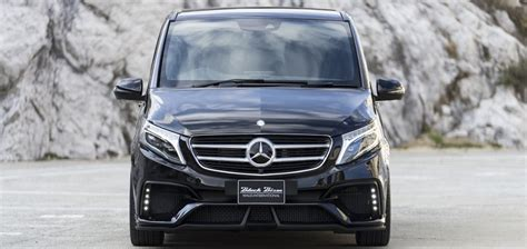 Save time, money and hassle by letting what car? MERCEDES BENZ METRIS W447 WALD V CLASS BLACK BISON 2015 - PRESENT - WALD USA