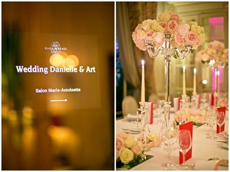 elegant salon marie antoinette wedding reception  paris