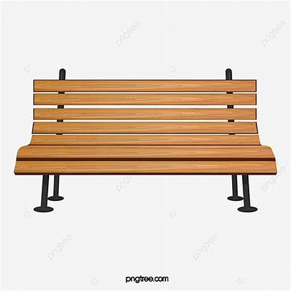 Bench Park Wood Chairs Psd Chair Clipart