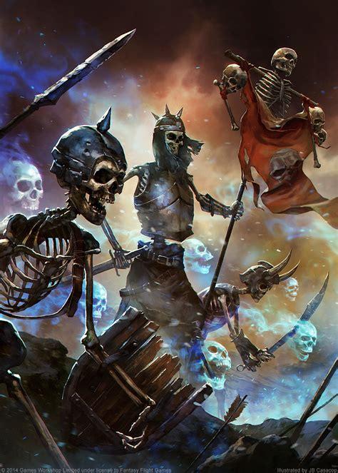 artstation skeleton warriors jb casacop