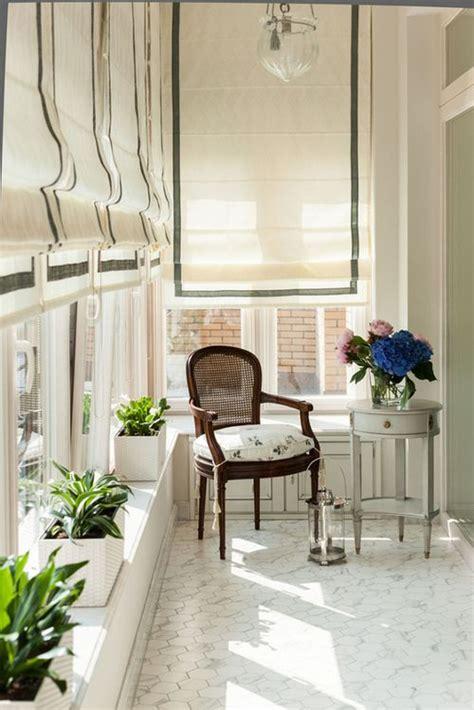 stylish roman shades ideas   home digsdigs