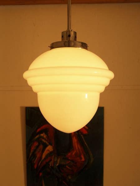 art deco jaren  hanglamp gispen stijl vintage