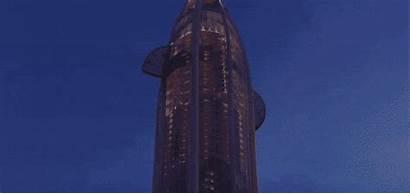 Tower Future Tallest Building Dubai Foot Meet