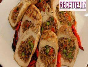 cuisine dz noter la recette دجاج محشي cuisine algérienne cuisine dz