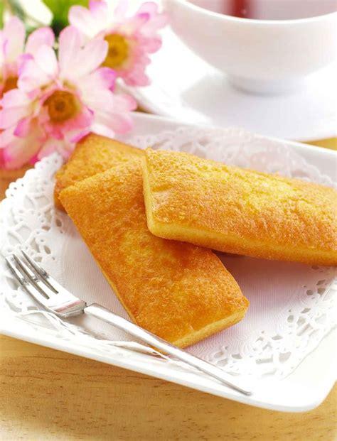 financiers recipe french almond tea cake recipe