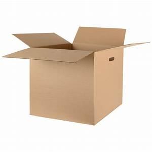 Boite De Rangement Carton : bo te de carton 4 pi bacs de rangement paniers bo tes canac ~ Teatrodelosmanantiales.com Idées de Décoration