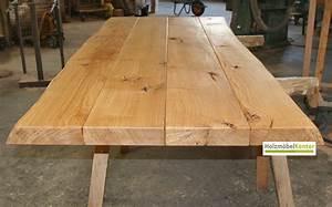Tischplatte Massivholz Baumkante : tischplatten nach ma ~ Indierocktalk.com Haus und Dekorationen