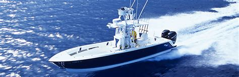 Top Sport Fishing Boat Brands by 5 Favorite Offshore Sport Fishing Boats