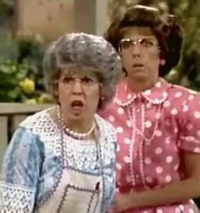 Vicki Lawrence & Beverly Archer - Sitcoms Online Photo ...