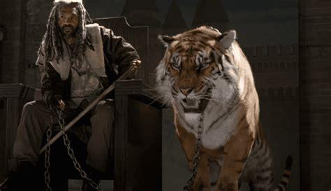 The Walking Dead Negan Wallpaper Image The Walking Dead Season 8 Spoilers The Tragic Death Of Shiva Video Png Walking Dead