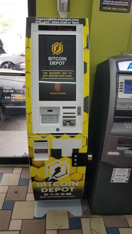 Just as with centralized providers, higher returns on bitcoin interest rates are often associated with a larger degree of risk. Bitcoin ATM in Augusta - Super Express