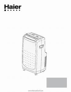Dimplex Portable Air Conditioner Instruction Manual
