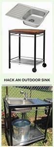 Outdoor Küche Ikea : outdoor sink a perfect summer project ikea hacks pinterest garten outdoor und outdoor k che ~ Indierocktalk.com Haus und Dekorationen