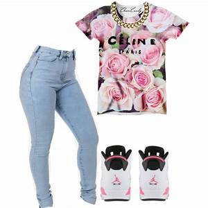 Best 10+ Jordan outfits ideas on Pinterest | Girls wearing jordans Swag shoes and Dope outfits