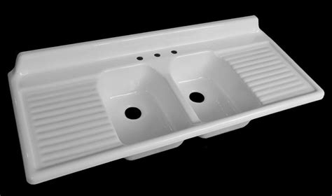 vintage kitchen sink with drainboard nbi introduces its sixth vintage reproduction kitchen