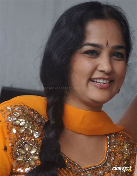 Indian Cinema Actress Tamil Serial Actress Anu Mohan
